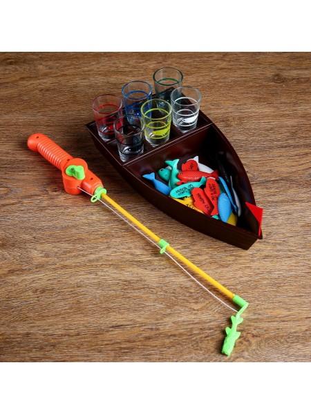 Игра Пьяная рыбалка