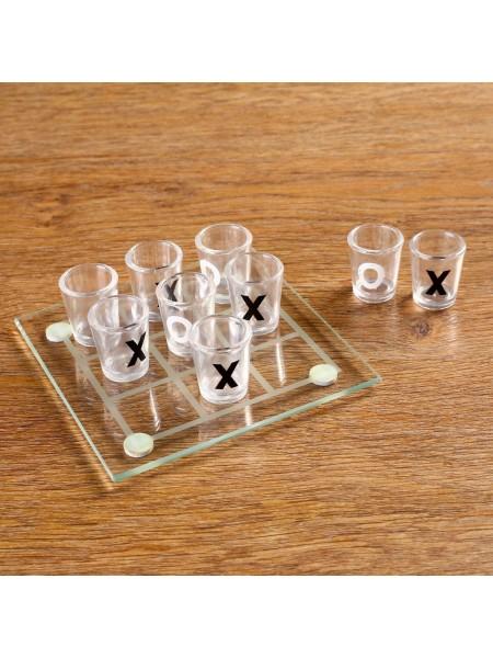 Игра Пьяные Крестики нолики (L)
