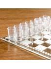 Игра Пьяные шахматы XL, поле 25х25 см