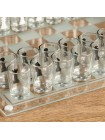 Игра Пьяные шахматы XXL, поле 35х35 см
