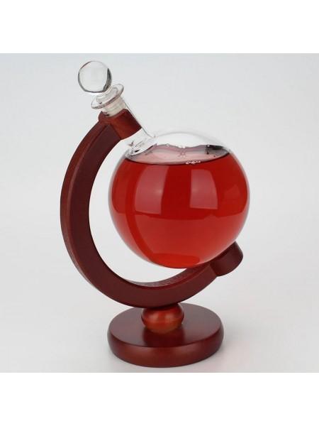 Графин для напитков Глобус