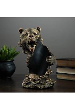 Подставка для винных бутылок Медведь