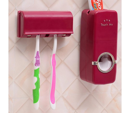 Дозатор для зубной пасты Touch Me