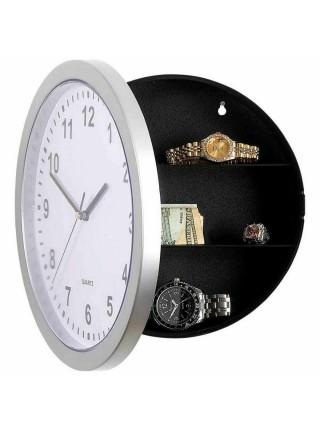 Часы-сейф настенные с тайником