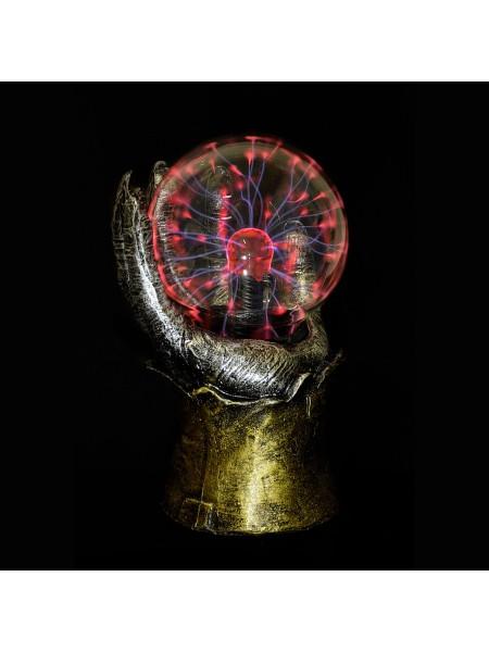Плазменный шар Рука Тесла