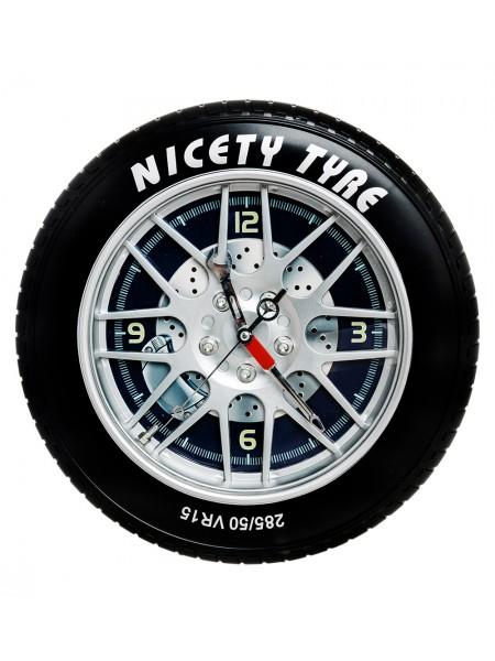 Часы настенные Колесо R15