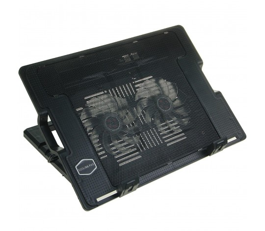 Подставка для ноутбука с охлаждением и подсветкой
