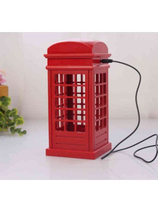 """Светильник USB """"Английская телефонная будка"""""""