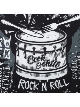 Кухонное полотенце Rock