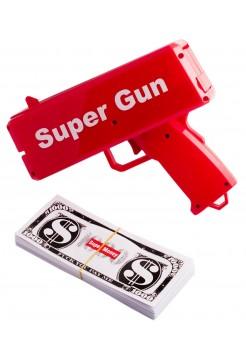 Деньгомет Super Money Gun