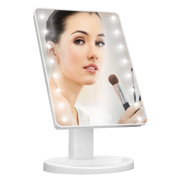 Зеркало для макияжа, с подсветкой от 850 руб