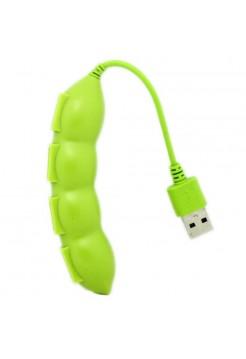 USB Хаб Горошек