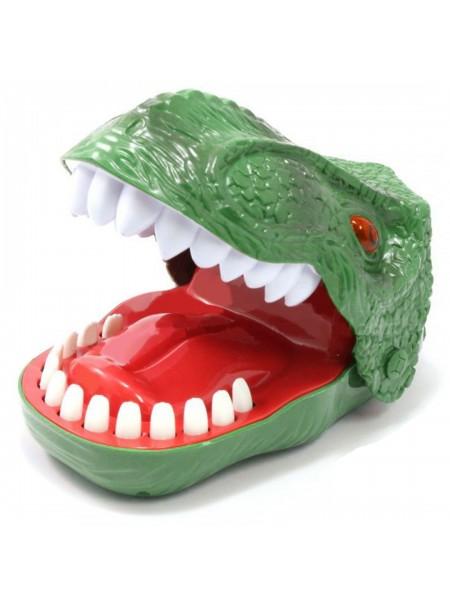 Игра Зубастый Динозавр