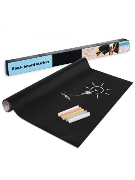 Доска стикер Black Board Sticker