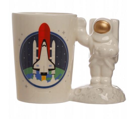 Кружка Космонавт 3D