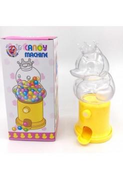Копилка-конфетница Утенок Candy Machine