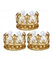 Надувная корона для вечеринки