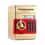 Копилка сейф с электронным кодовым замком Number Bank