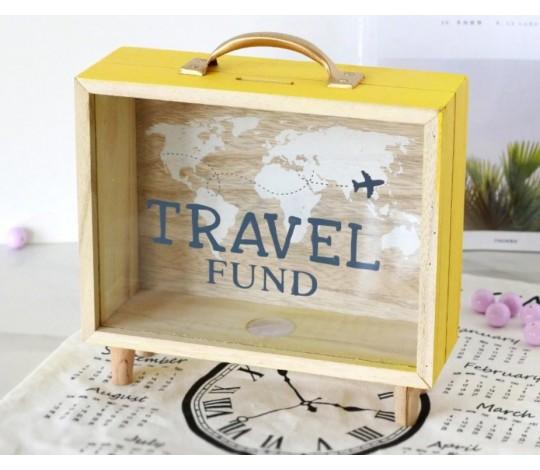 Рамка-копилка для путешественников Travel Fund