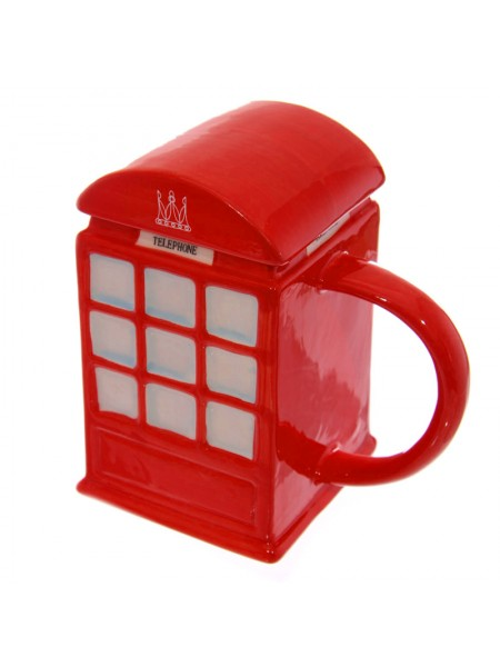 Кружка Английская телефонная будка