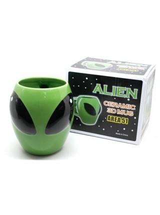 Кружка Инопланетянин Alien