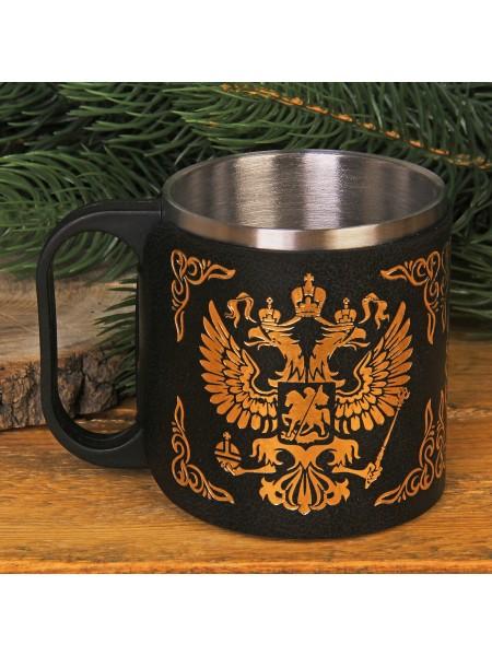 Термокружка Герб России