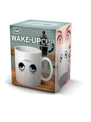 """Кружка-хамелеон """"Проснись Wake-Up"""""""