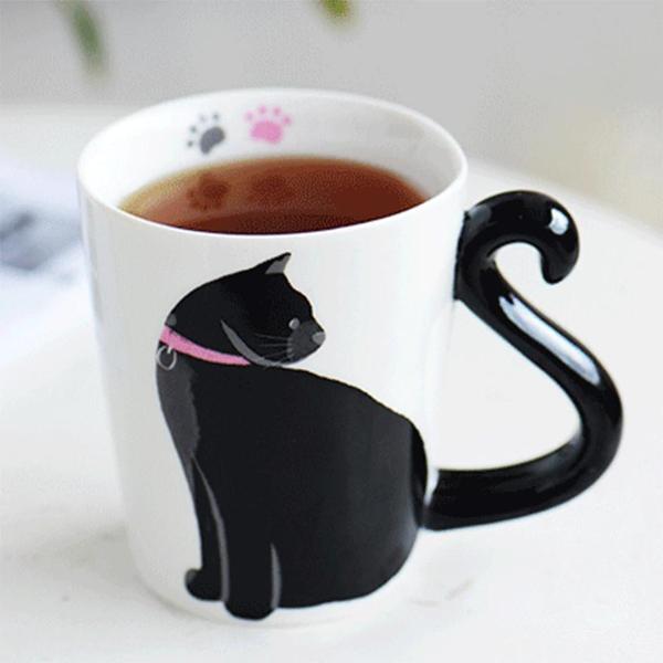 """Кружка """"Черная Кошка"""" от 580 руб"""