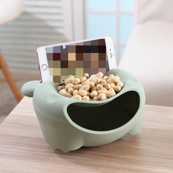 Чаша с подставкой под телефон от 450 руб