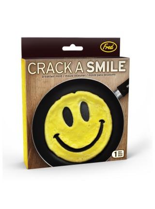"""Форма для омлета Crack a Smile """"Смайлик"""""""