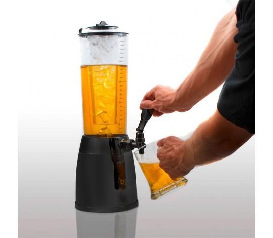 Домашний бар для напитков с емкостью для льда 2.5 л.