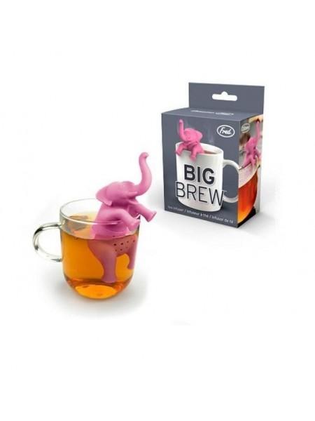 """Заварник """"Розовый Слон Big Brew"""""""