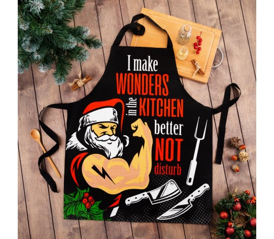 Фартук Big Bad Santa