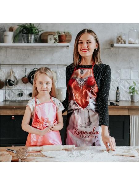 Набор фартуков для Мамы и Дочки