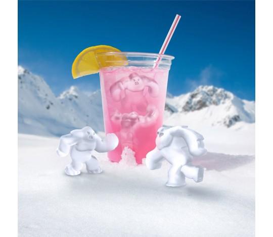 Форма для льда Снежный человек