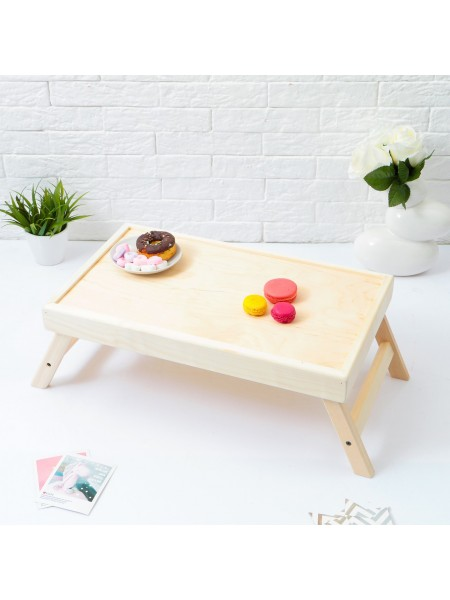 Столик для завтрака в постель Романтика