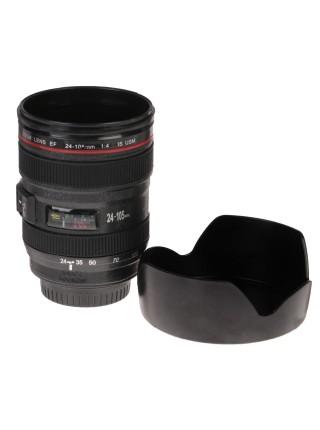 Кружка-термос «Объектив Canon» 400 мл