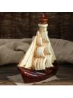 Штоф Корабль с рюмками