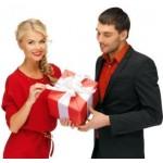 Подарки по поводу