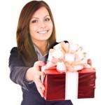 Что подарить гостям