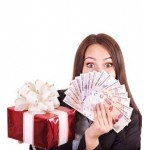 Какой подарок купить по цене?