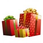Подарки по типам